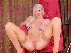 Lexi Lou in Beauty And Maturity Scene