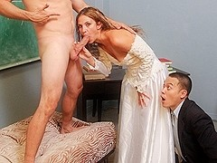 Sindy Rose in Cuckolded On My Wedding Day #03, Scene #03