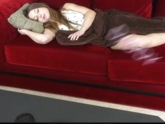 DadCrush - Hot Step-Daughter Tricks Step-Dad To Fuck