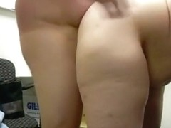Chunky and willing to fuck