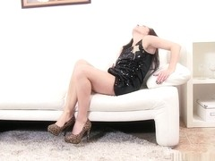 Tyna Black in Young At Heart Scene