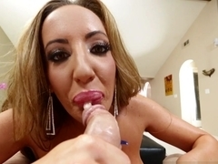 Fabulous pornstar Richelle Ryan in Horny POV, Blowjob adult clip