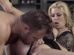 Alexis Fawx & Chad White in Becoming The Mistress: Part 1 - SweetSinner