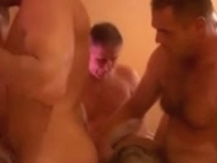 German Non-Professional ,Aged Fuckfest in Swingers Club - Scene 1