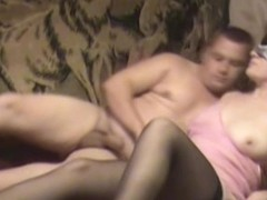 Hidden Camera Blowjob from Milf