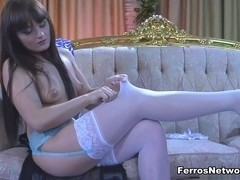 LacyNylons Scene: May