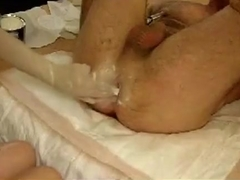 Amazing Amateur record  with fetish scenes
