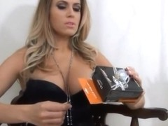 Chastity tease and humiliation