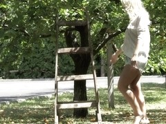 Rossella Visconti & Kristof Cale in The Forbidden Fruit - 21Naturals
