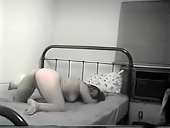 Amateur slut loves a BBC in her twat