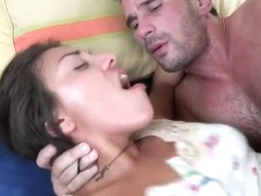 Tanned Indica Rayne fucks with Manuel Ferrara