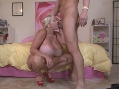 Large Titty White Whore Kayla getting Drilled hard on livecam
