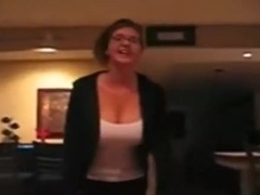 Busty Friend With Benefits Gets to Work