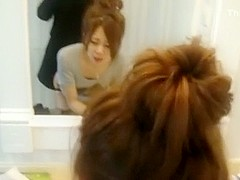 Amateur Korean Couple Homemade having sex in the toilet