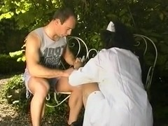 french mature nurse fucked by her patient