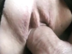 Non-Professional gal acquires drilled from behind by her ally
