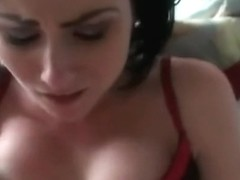 Hawt GF acquires facefucked and has her 1st anal wang riding