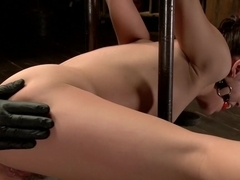 Kristina Rose - Overwhelmed with Brutal Bondage and Non-stop Torment
