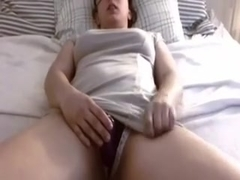 Real couple in homemade sex tape
