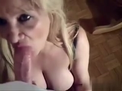 I love to swallow (part 2of4); showing her ass
