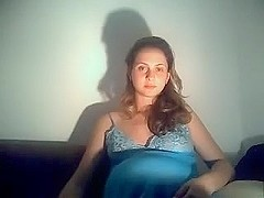 Hot video I took when I was pregnant