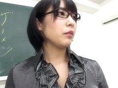 Best Japanese chick Miku Abeno in Amazing face sitting, couple JAV movie