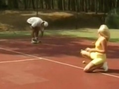 Getting Fucked By Her Tennis Instructor