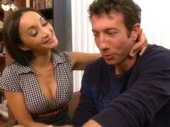 Katsuni & Jordan Ash in My Dad Shot Girlfriend
