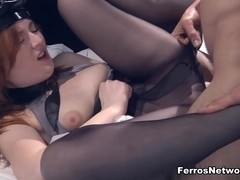 PantyhoseTales Movie: Bertie A and Gerhard