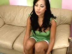 Gianna Lynn & Billy Glide in Asian 1 on 1