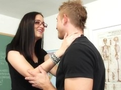 Kimberly Kane & Bill Bailey in My First Sex Teacher