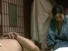 Showa Drifting Smell Of Elder Brother's Wife Carnal