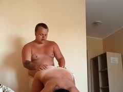 Horny Homemade clip with Brunette, Couple scenes