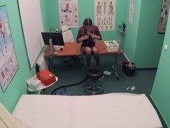 Selvaggia In Cute pigtailed cleaner sucks cock