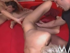 Hottest pornstar in Horny Group sex, Blonde adult scene