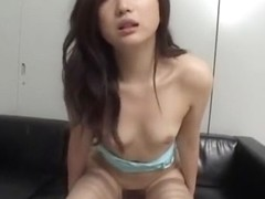 Hottest Japanese whore Karina Sasaki in Exotic Fetish, Stockings/Pansuto JAV clip