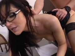 Dane Cross bangs hard milf Diana Prince