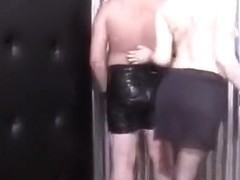 Man Tied Down And Beaten On His Bottom