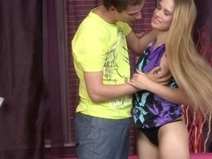 Emma & Sean in Two Rounds Of Anal - TeensAnalyzed