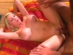 Busty Blonde Chloe Gets Hammered By Justin