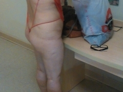 Chinese fat hot wife