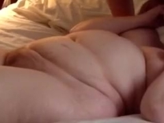 big beautiful woman Wife Clair Sex Tool and Screwed