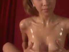 Amazing Japanese chick in Crazy Handjobs, Fetish JAV clip