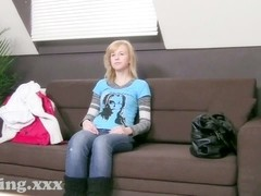 Casting HD Ideal creampie for student