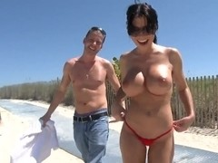 Adorable Rebeca Linares is ready to tease us