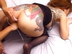 Hottest Japanese whore in Fabulous JAV uncensored Cumshots scene