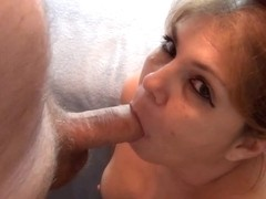 Mexican Granny Acquires Gazoo Drilled POV ANAL