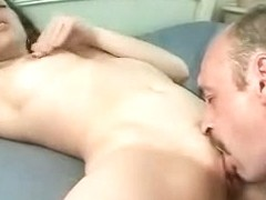 Youthful Doxy Prefers Mature Lads
