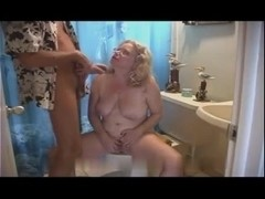 Granny Blows in the Mens Room R20