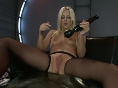 Fabulous squirting, fetish porn scene with hottest pornstar Jessie Volt from Fuckingmachines